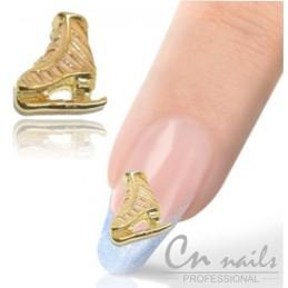 NR.28 Šperk na nechty korčuľa Šperky na nechty
