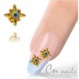 NR.41 Šperk na nechty hviezda Šperky na nechty