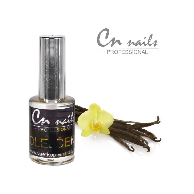 Vanilka - olejček na nechty 15ml Olej na nechty