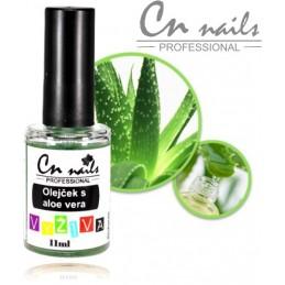 Výživa - Olejček na nechty s Aloe Vera 11ml CN nails Olej na nechty