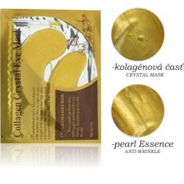 Kolagénové podložky so zlatom - Anti wrinkle Príslušenstvo