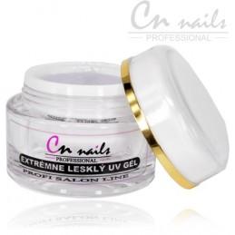 Uv gel - extrémne lesklý 50 ml CN nails Ukončovacie, vrchné gély