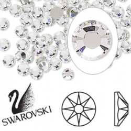 Swarovski® kamienky na nechty - 3mm Swarovski