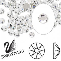 Swarovski® kamienky na nechty - 1mm Swarovski