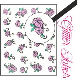 NR. 862 Glitter labels