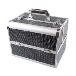 Glamour kozmetický kufrík na UV lampu Kozmetické taštičky, kufríky