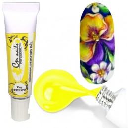 Pop Yellow painting gél 5g Paiting gély