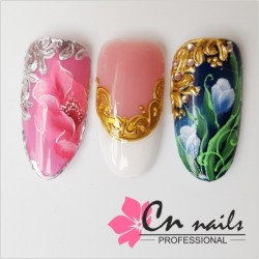 Baroko - Nail art