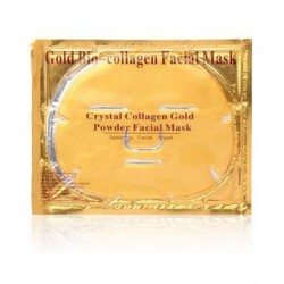 Kolagénová maska na tvár so zlatom Zábaly, masky