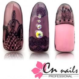 Čipka - Nail Art