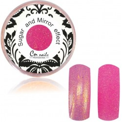 NR.10 Sugar and Mirror efect pink Sugar and Mirror efect