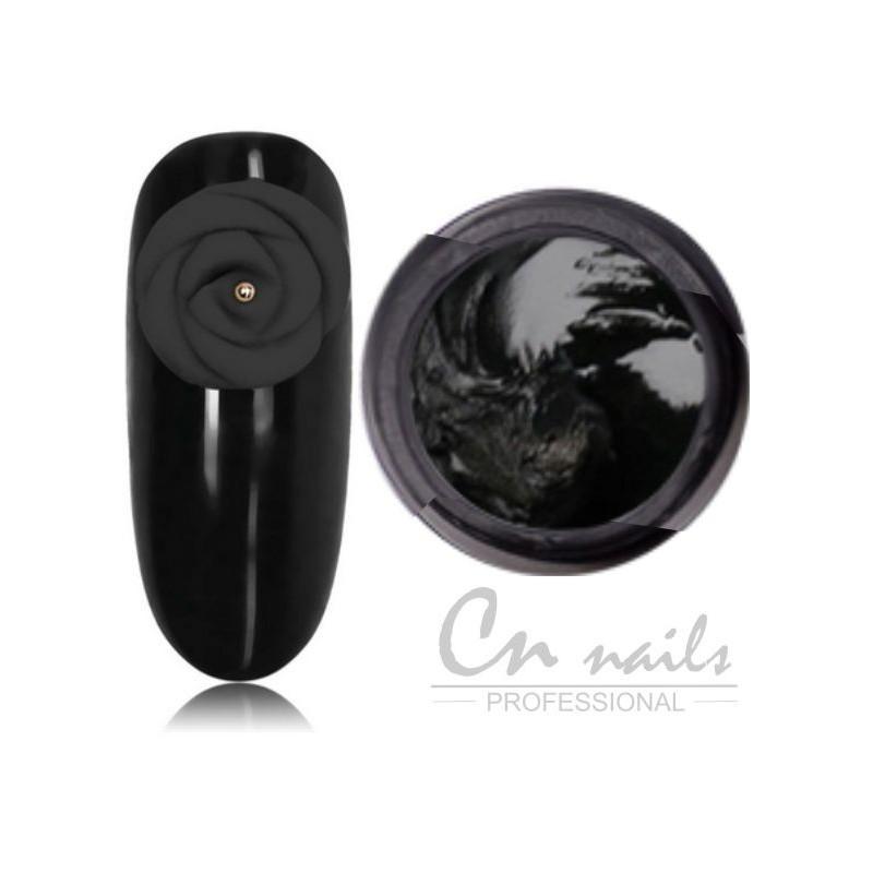 NR.02 Lace gel Black 5D, 3D, LACE gély