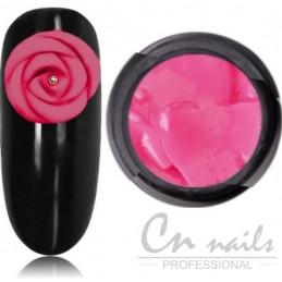 NR.05 Lace gel Neon Pink 5D, 3D, LACE gély