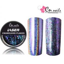 NR.5 Laser chameleon flakes