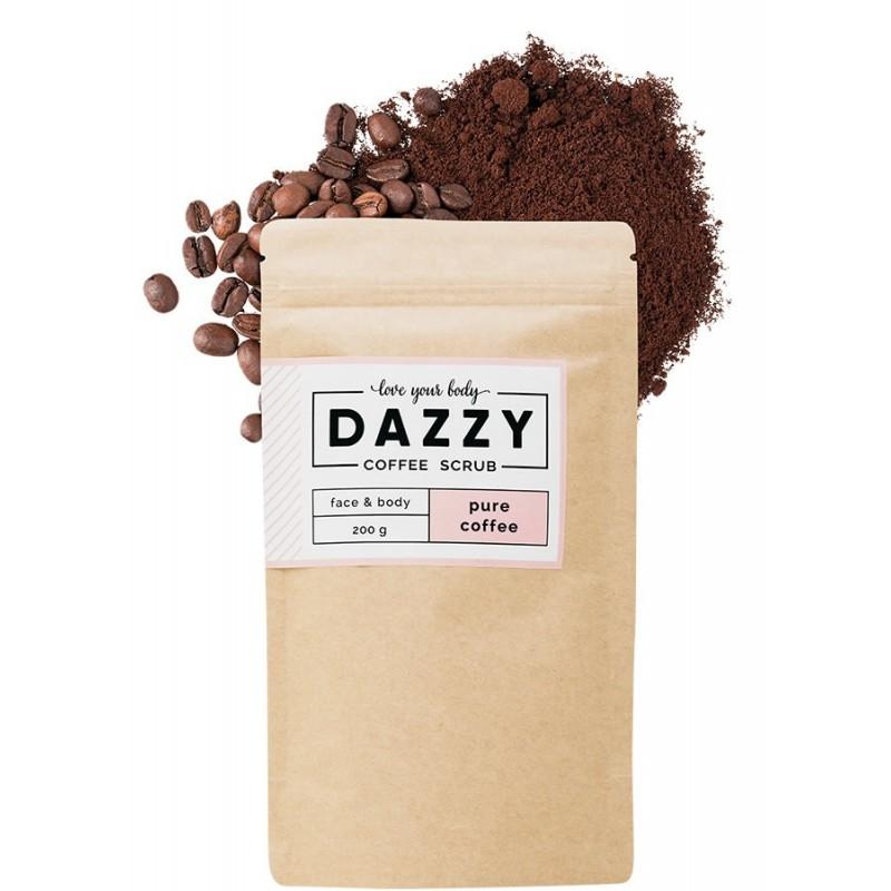 Kávovy peeling Dazzy Coffee Scrub 50g Káva