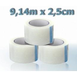 Papierová páska pod mihalnice široká 9,14m