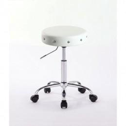 Kozmetická stolička Modena White