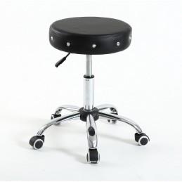 Kozmetická stolička Modena Black Kozmetické stoličky