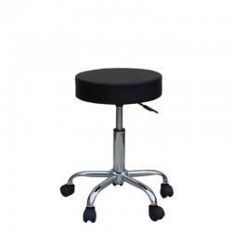 Kozmetická stolička Klasik Black