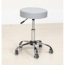 Kozmetická stolička Klasik Silver Kozmetické stoličky