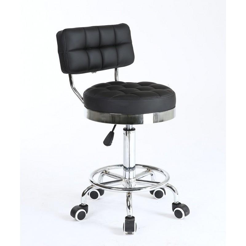 Kozmetická stolička Armani Black Kozmetické stoličky