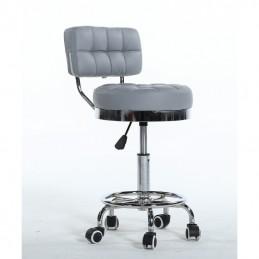 Kozmetická stolička Armani Silver Kozmetické stoličky