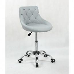 Kozmetická stolička Elegance Silver Kozmetické stoličky