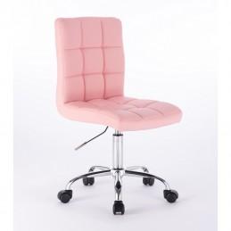 Kozmetická stolička Lili Pink Kozmetické stoličky