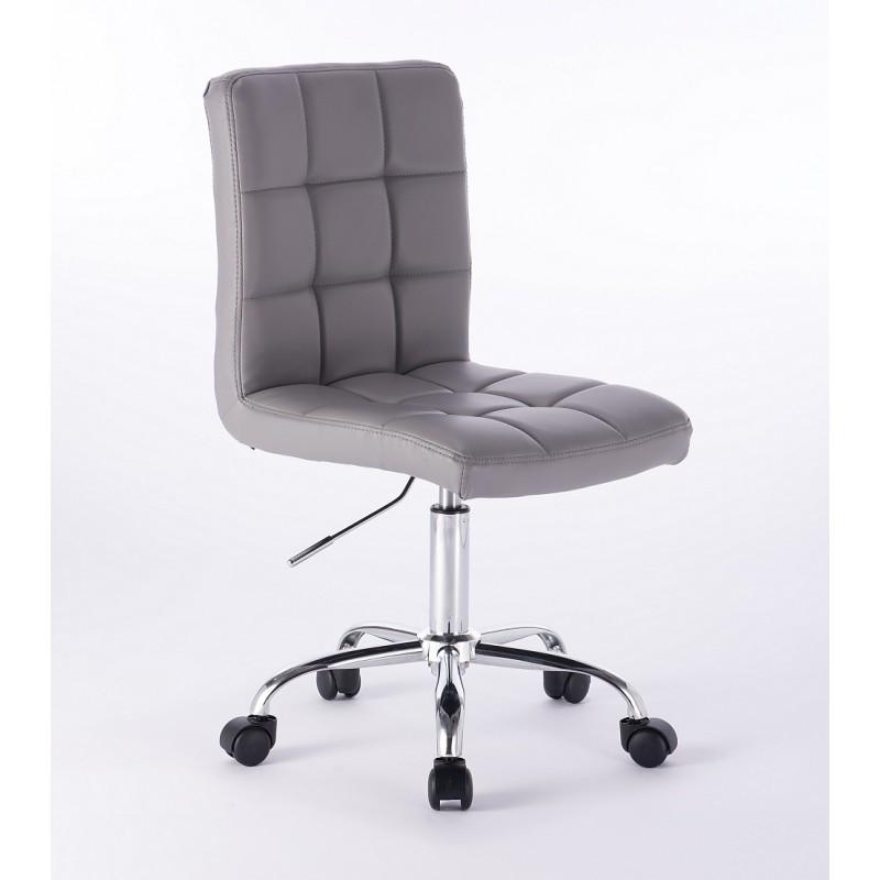 Kozmetická stolička Lili Silver Kozmetické stoličky