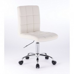 Kozmetická stolička Lili White Kozmetické stoličky