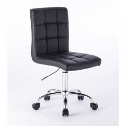 Kozmetická stolička Lili Black