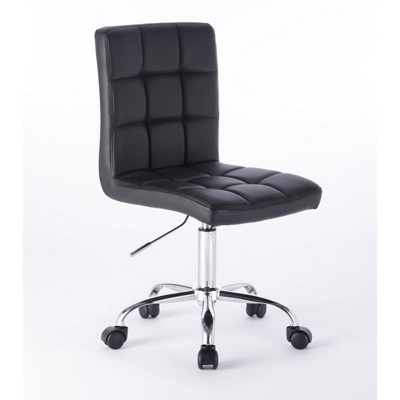 Kozmetická stolička Lili Black Kozmetické stoličky