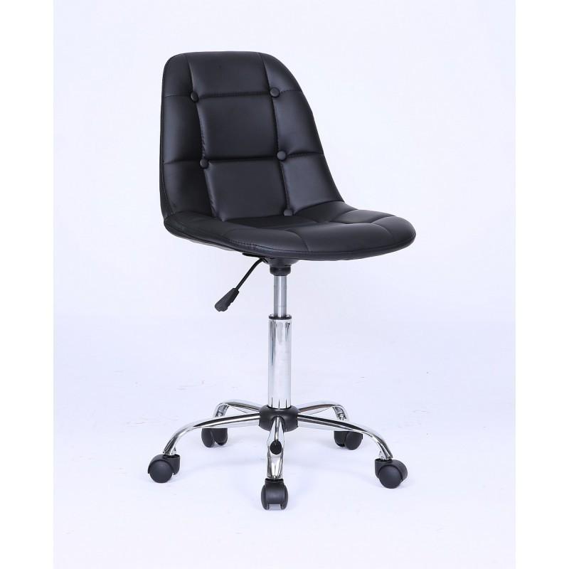 Kozmetická stolička Laura Black Kozmetické stoličky