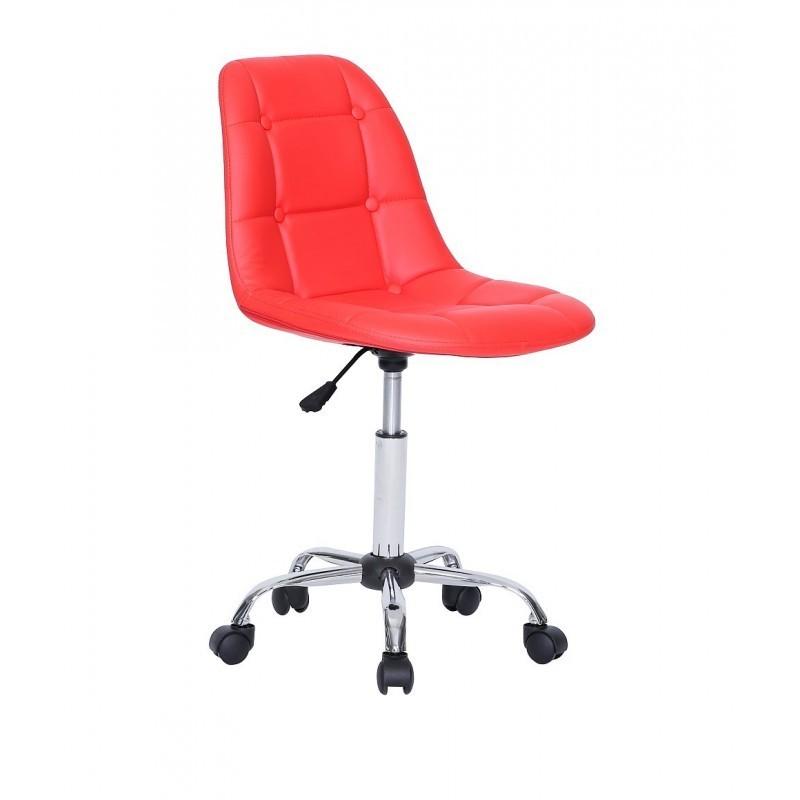 Kozmetická stolička Laura Red Kozmetické stoličky