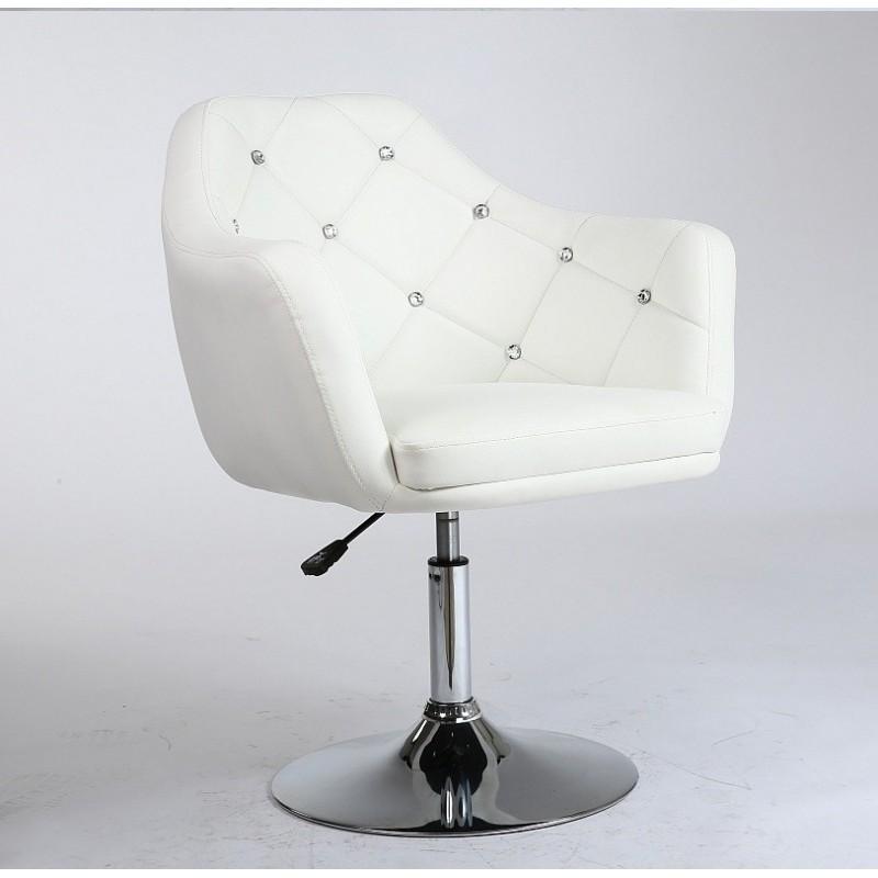 Kreslo Prestige White Stoličky do čakárne