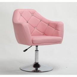 Kreslo Prestige Pink