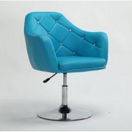 Kreslo Prestige Blue Stoličky do čakárne