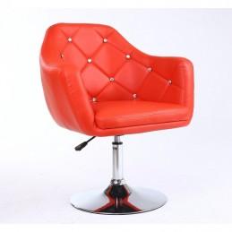 Kreslo Prestige Red Stoličky do čakárne