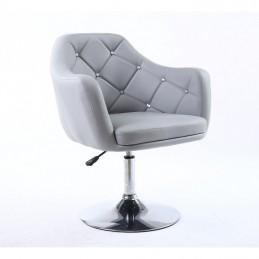 Kreslo Prestige Silver Stoličky do čakárne