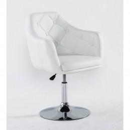 Kreslo Prestige I. White Stoličky do čakárne