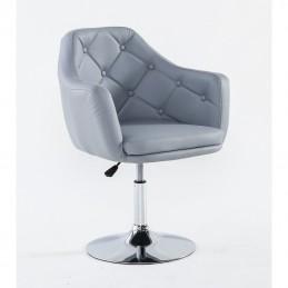 Kreslo Prestige III. Silver Stoličky do čakárne