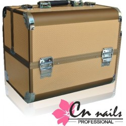 Kozmetický kufrík Deluxe