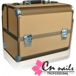 Kozmetický kufrík Deluxe Kozmetické kufríky