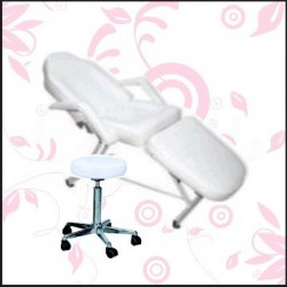 Kozmeticke lehátko + stolička zdarma Kozmetické lehátka