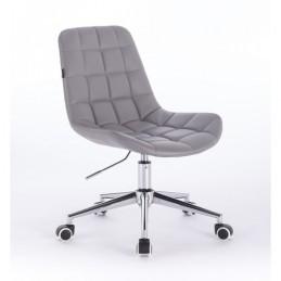 Kozmetická stolička Pretty Silver