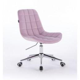 Kozmetická stolička Pretty Velur Magma Kozmetické stoličky