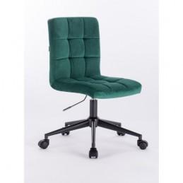 Kozmetická stolička Lili Velur Manhattan Kozmetické stoličky
