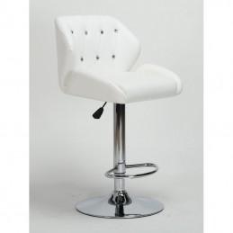 Barová stolička Vanesa White Barové stoličky