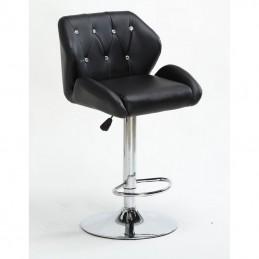Barová stolička Vanesa Black Barové stoličky