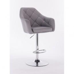 Barová stolička Prestige Silver Barové stoličky